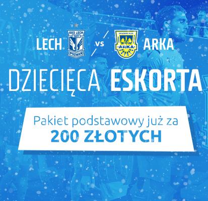 Dziecieca Eskorta Lecha Poznań